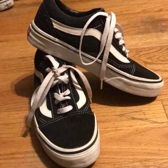 04bbccdbc7 Vans Shoes - Classic B W vans